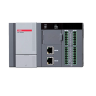 XEC-DR28U/DC XGBU IEC PLC, 24Vdc Power 16 NPN DI, 12 Relay Output RS485, RS232 Ports, Mini USB 2 Ethernet Ports, SD Slot